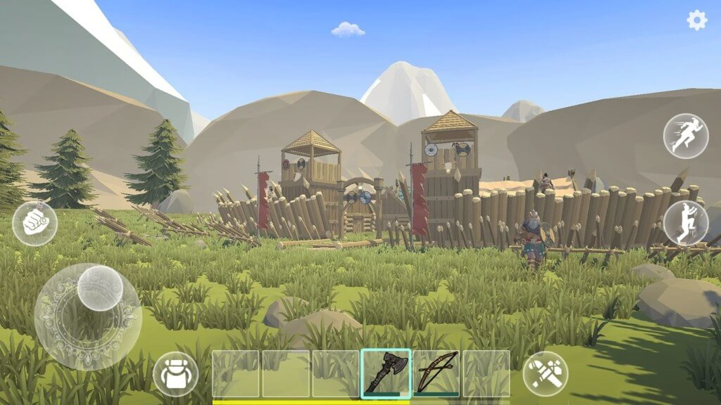 Подробнее об игре Last Viking: God of Valhalla