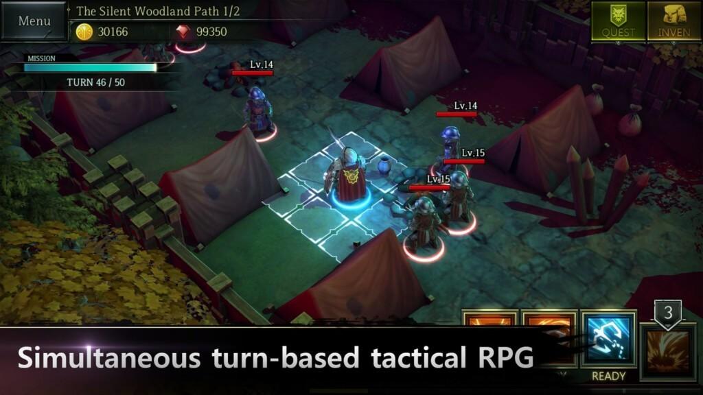 Rogue Hearts - пошаговая ролевая игра, в которую каждый должен сыграть хотя бы раз