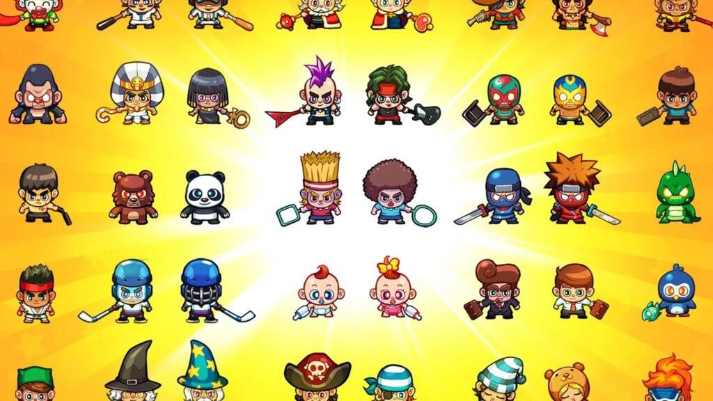 Подробнее об игре Smashy Duo