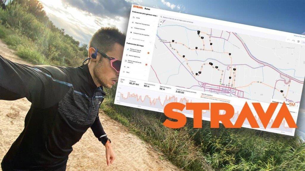 Strava - как оставаться в форме и быть здоровым в это непростое время?