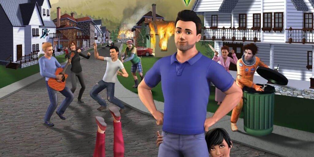 The Sims 3 на андроид - отличный симулятор, в которой легко играть