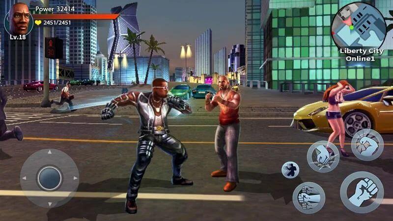 Что такое игра Auto Theft Gangsters / Банда угонщиков?