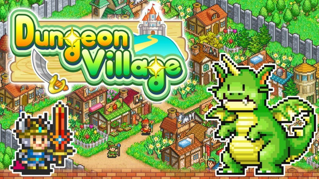 Ключевые особенности игры Dungeon Village