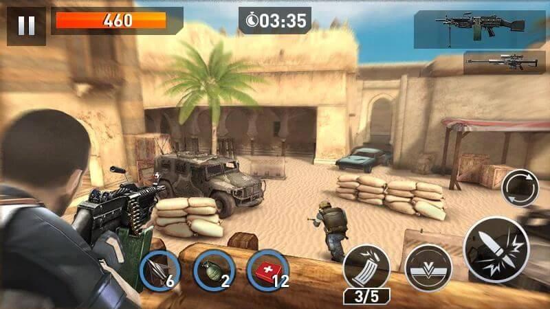 Элитный киллер 3D - лучшая стрелялка для Андроид