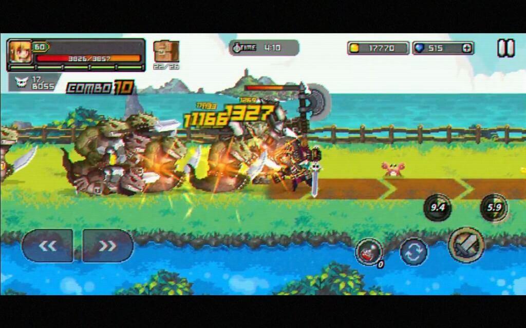 История союза героев и богов в игре Final Destiny