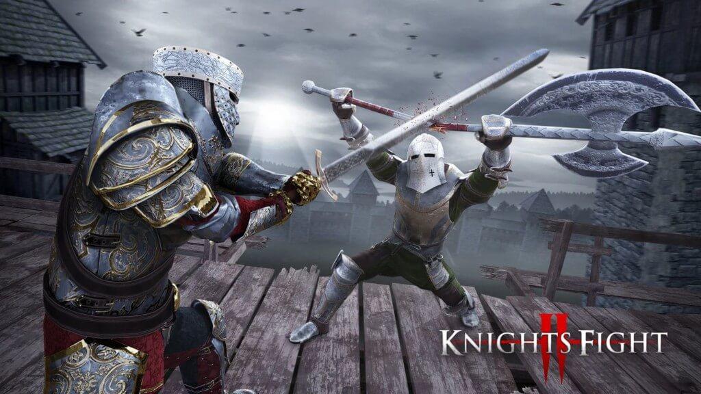 Сюжет в игре Knights Fight 2