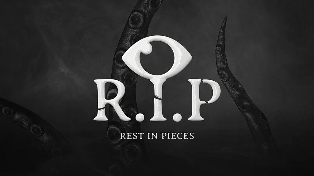 Геймплей игры Rest in Pieces