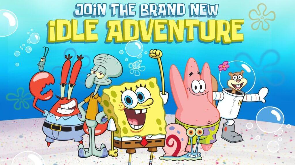SpongeBobs Idle Adventures - привлекательный игровой процесс