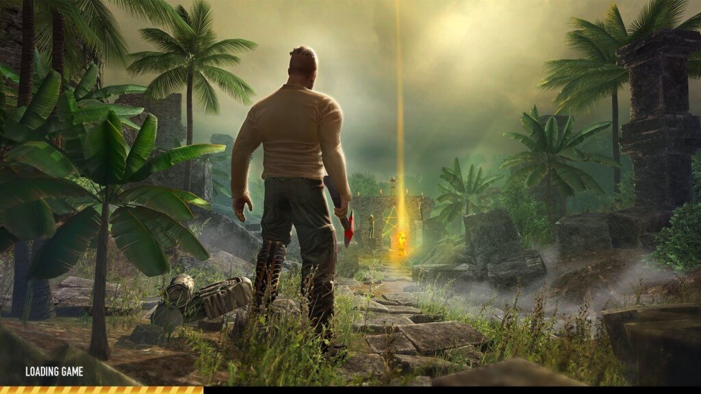 Геймплей игры Survivalist: invasion PRO
