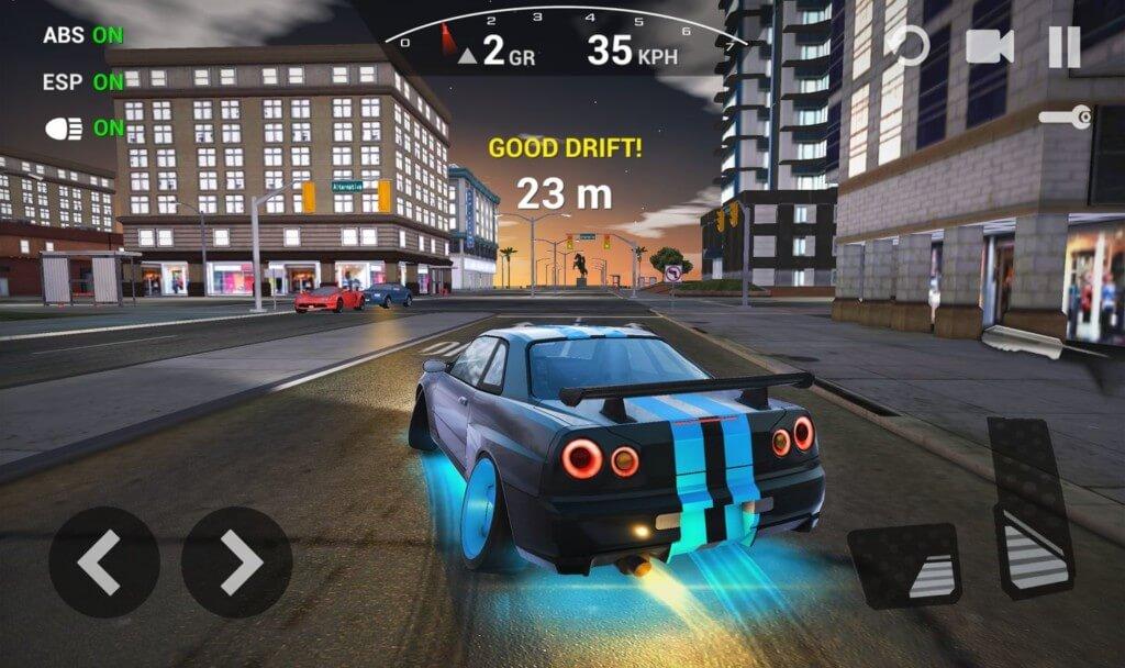 Ultimate Car Driving Simulator для Android - игра-симулятор вождения