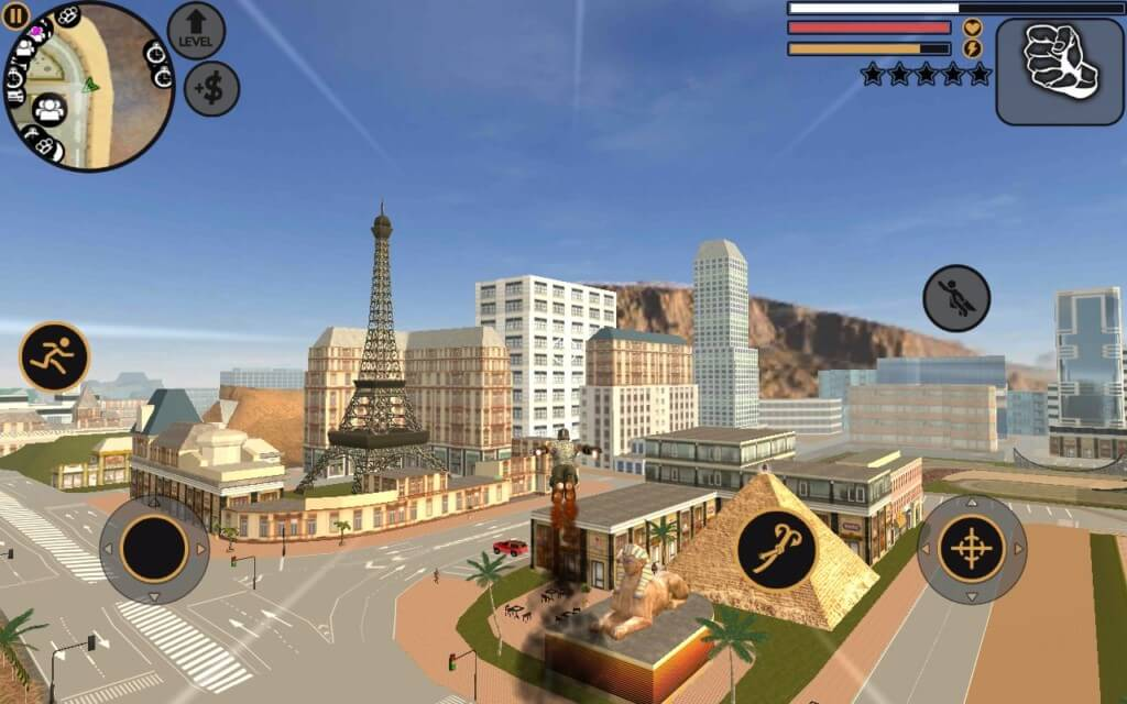 Vegas Crime Simulator - симулятор преступности