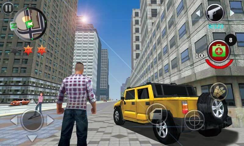 Миссии в игре Великий мафиози 3D