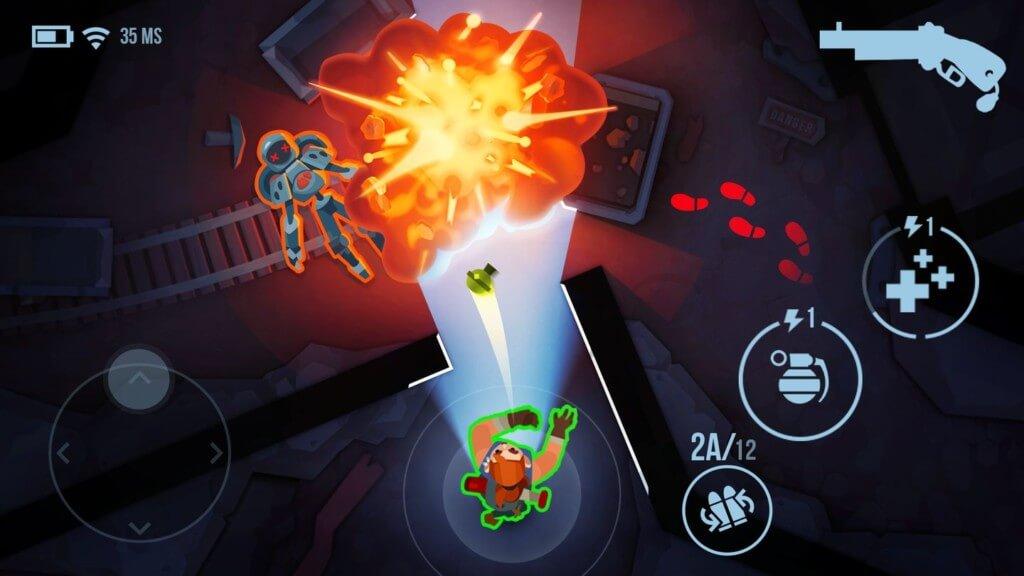 Подробнее об игре Bullet Echo