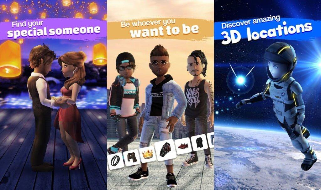 Club Cooee - 3D-аватар, чат, вечеринка и дружба