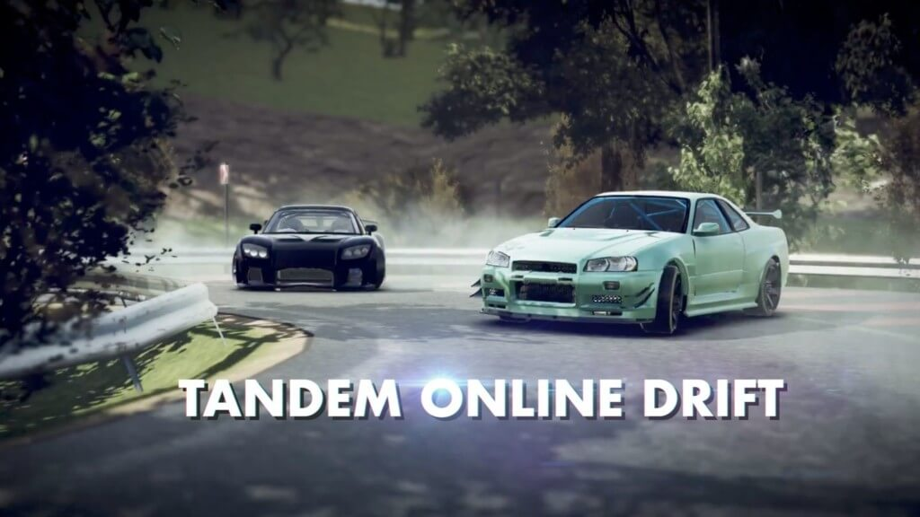 Hashiriya Drifter - захватывающая многопользовательская гоночная онлайн-игра с PvP