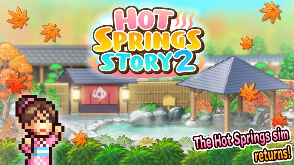 Hot Springs Story 2 - игра для всех возрастов