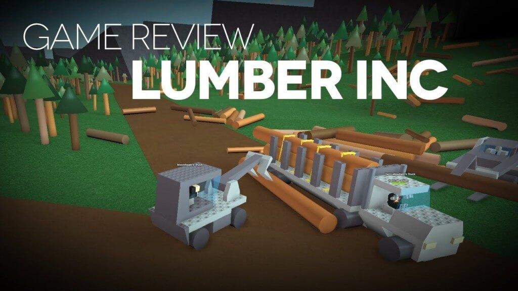 Постойте свою империю в игре Lumber Inc