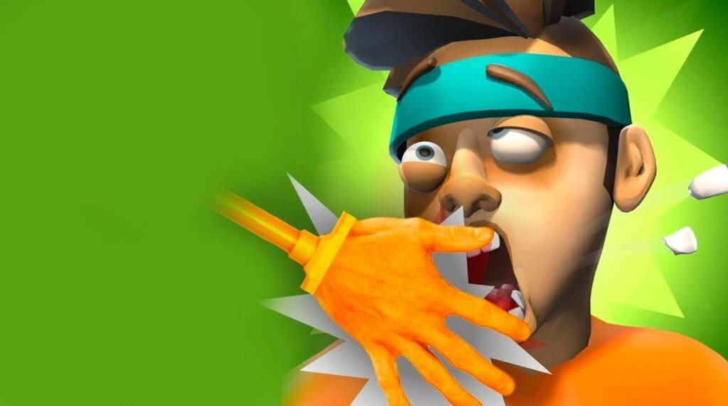 Графика и звук в игре Slap Kings