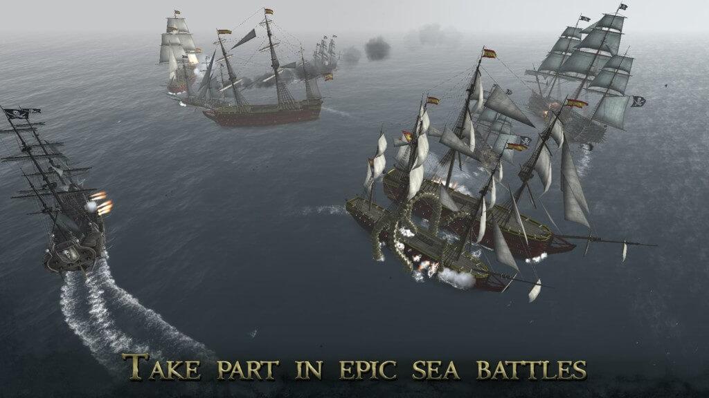 The Pirate Plague of the Dead - станьте безжалостными пиратами и покорите Карибское море