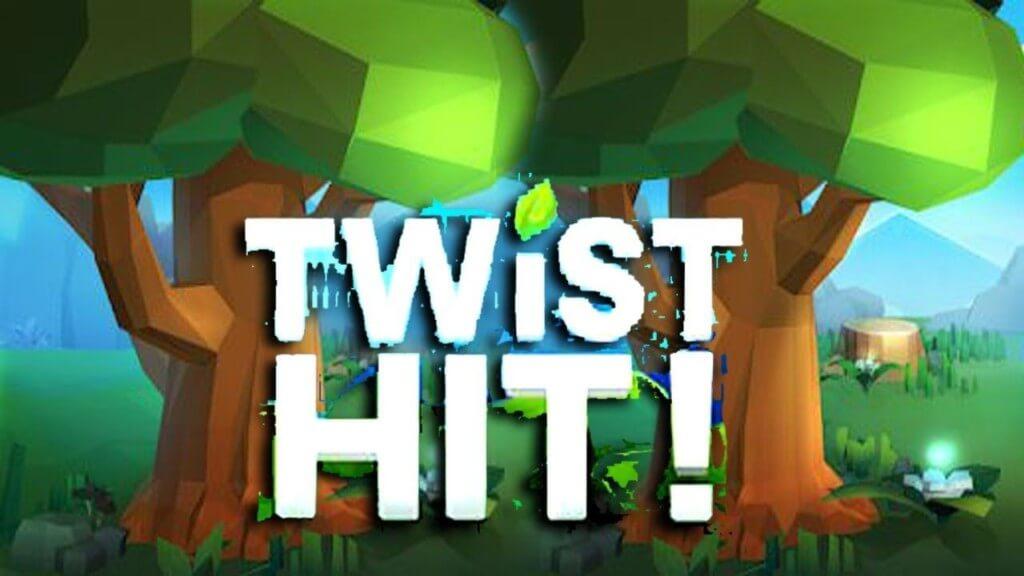 Геймплей игры Twist Hit!