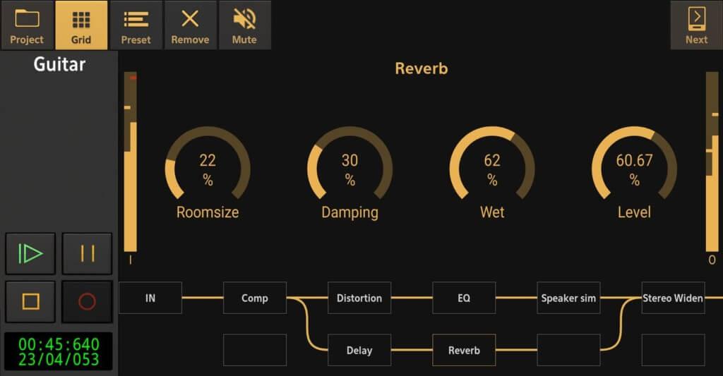 Audio Evolution Mobile Studio поддерживает Usb-соединение