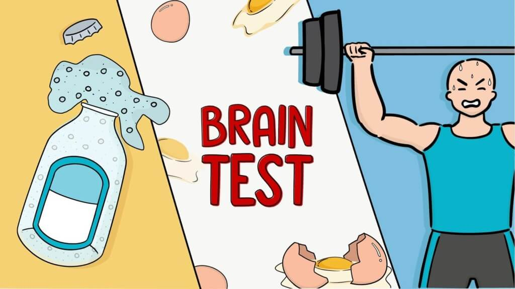 Brain Test - применяйте логику и воображение