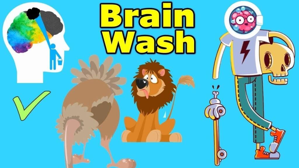 Сотни веселых и интересных уровней в игре Brain Wash