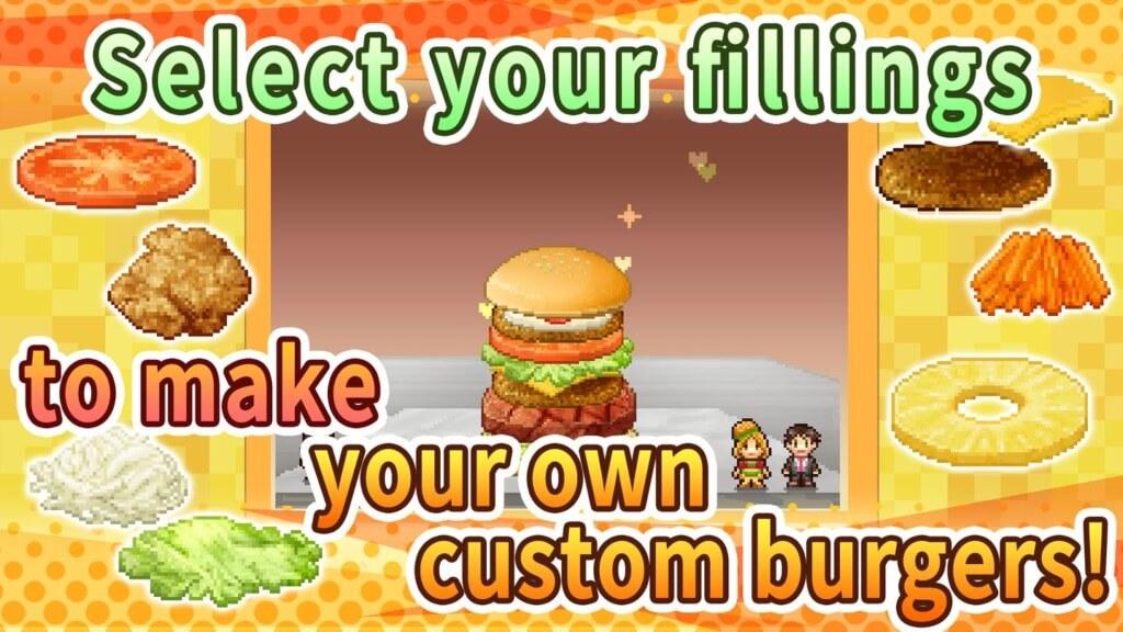 Burger Bistro Story - расширьте свое меню