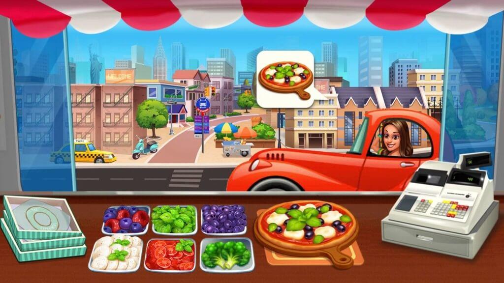Crazy Chef - множество блюд, продуктов и рецептов