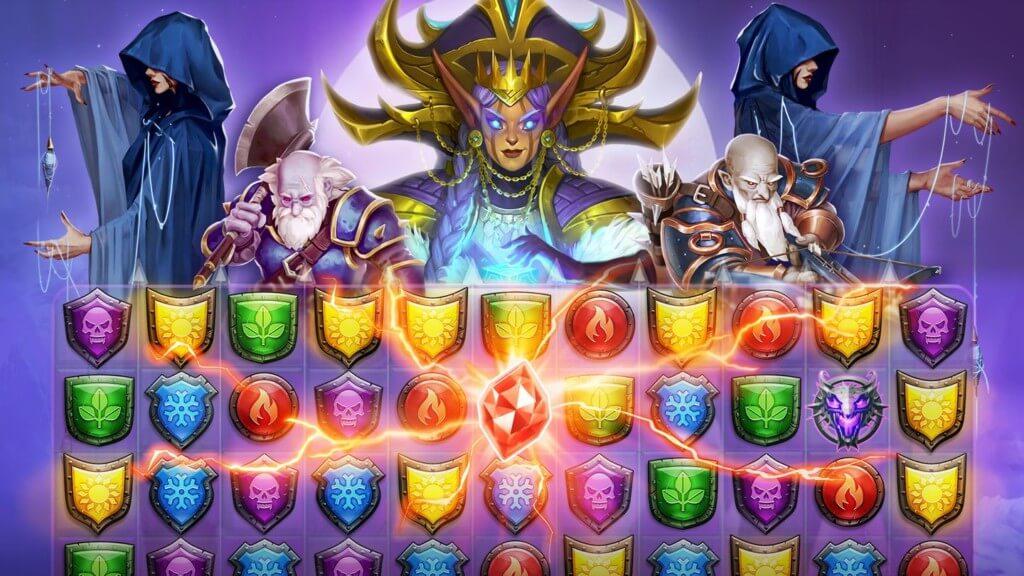 Empires & Puzzles - многогранный геймплей