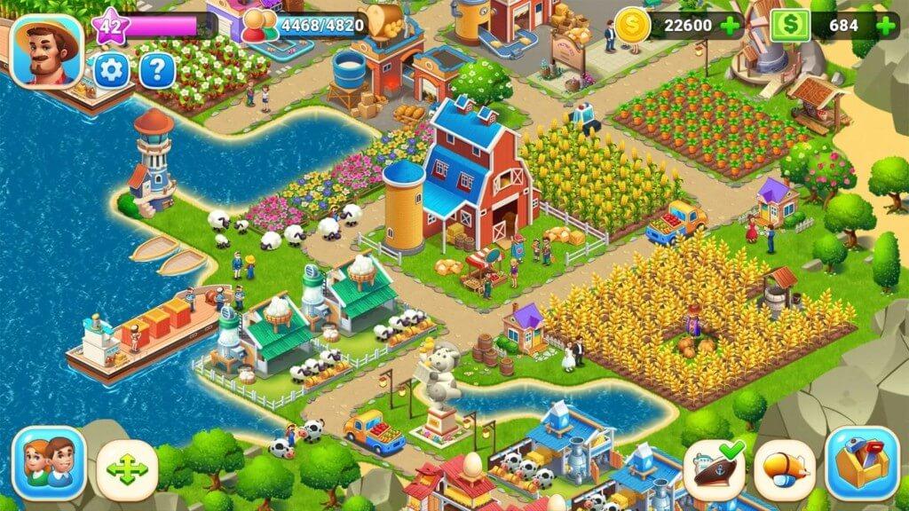 Что такое Farm City