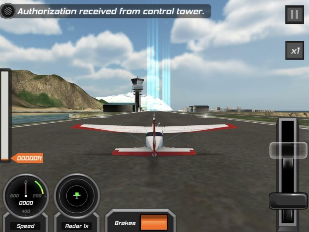 Flight Pilot Simulator 3D - большой выбор самолетов