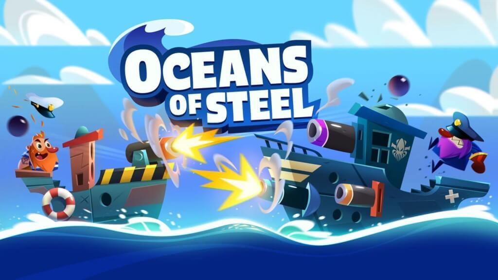 Oceans of Steel - собирайте лучшие детали, чтобы построить корабль
