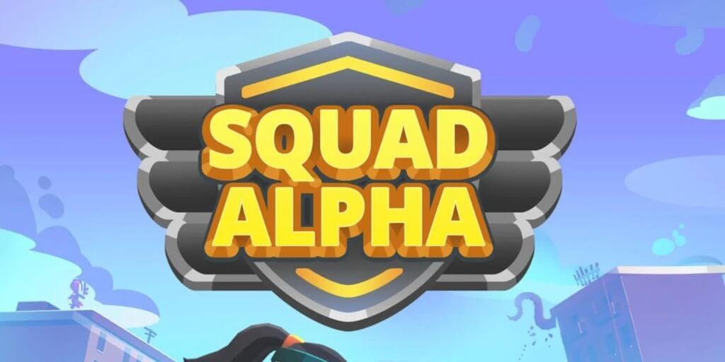 Squad Alpha - более двухсот уникальных уровней