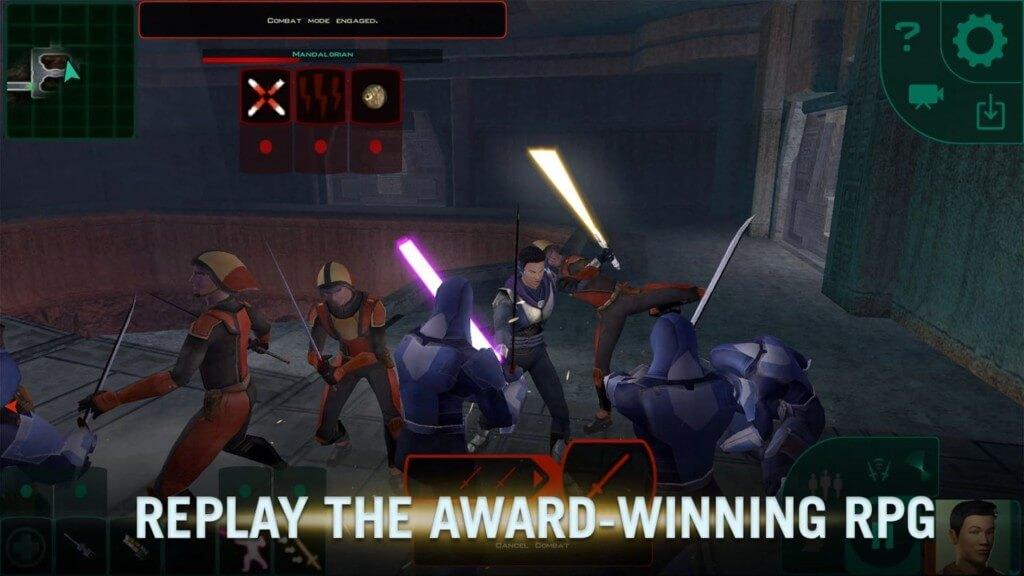 STAR WARS: KOTOR II - начало пути
