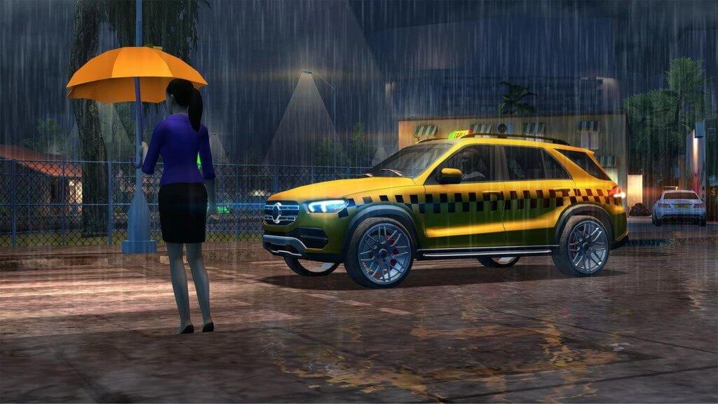 Taxi Sim 2020 - выбирайте из десятков автомобилей