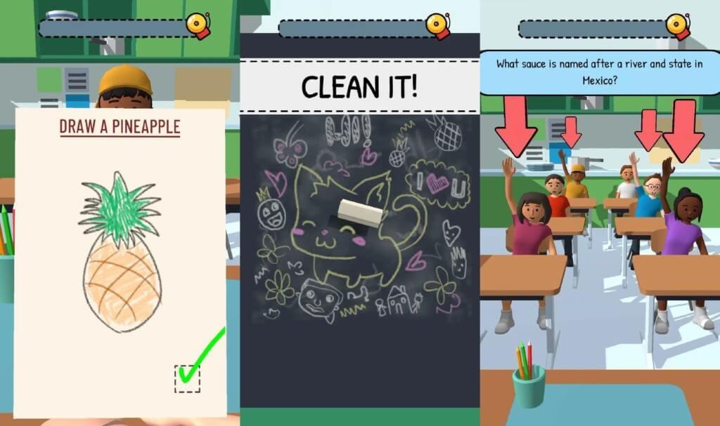 Teacher Simulator - уникальный игровой опыт