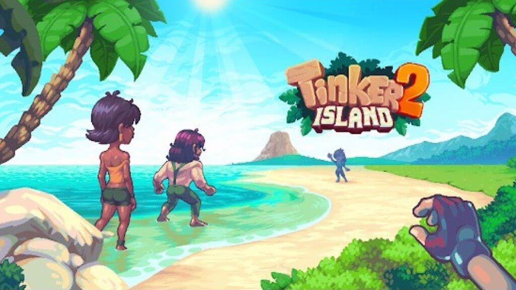 Выживание в игре Tinker Island 2