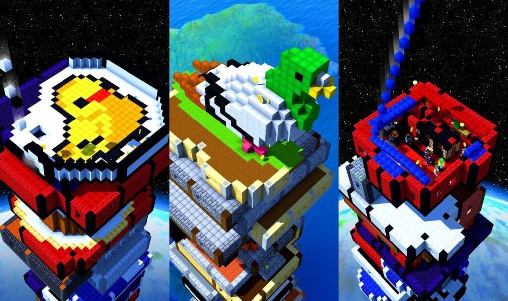 Tower Craft 3D - проявите свое воображение