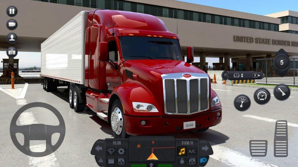 Truck Simulator Ultimate - перевозите самые разные товары в более чем 100 городах