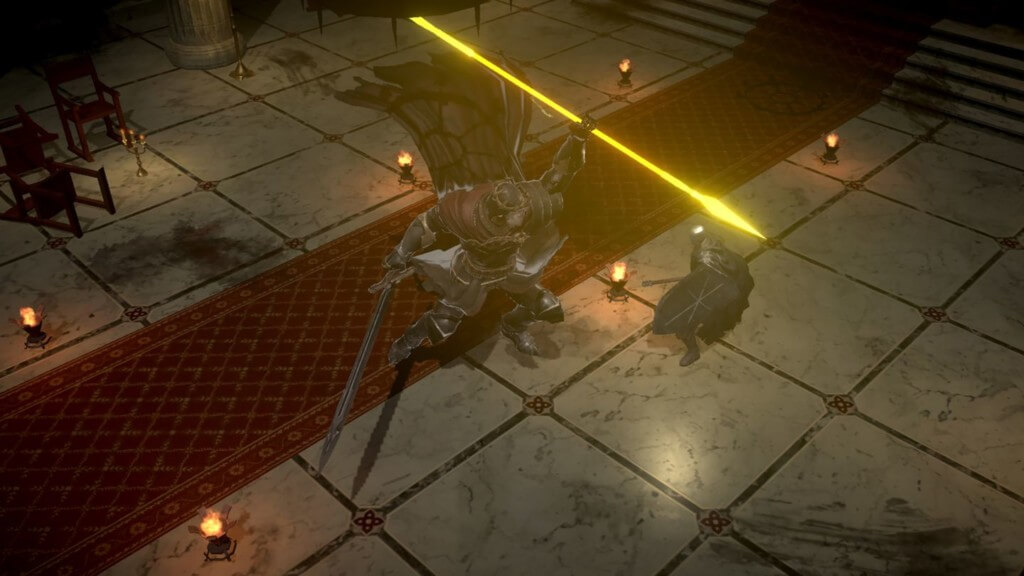 Animus: Revenant - хардкор и только хардкор