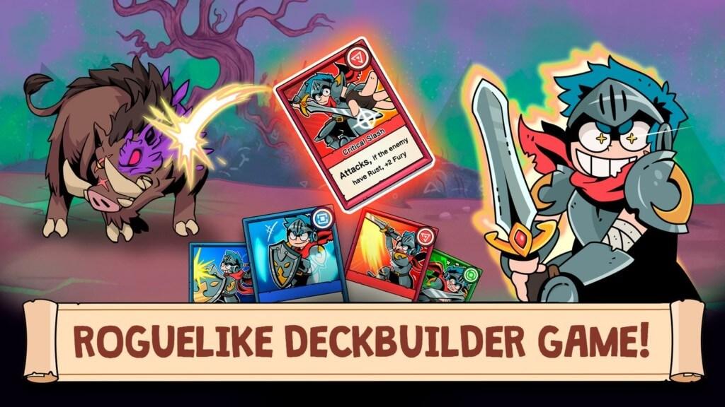 Card Guardians - соберите боевую колоду