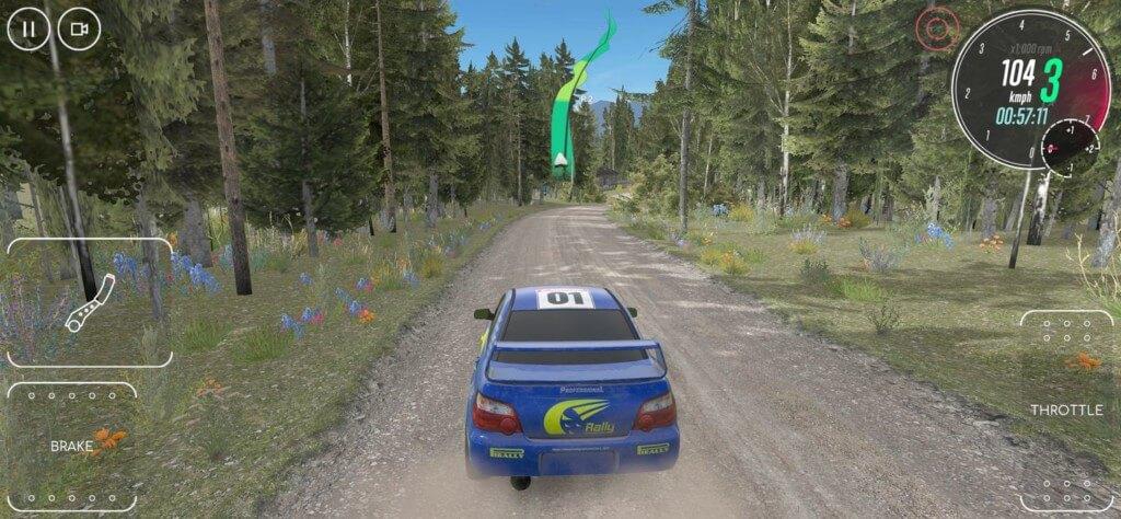 CarX Rally - наслаждайтесь реалистичной физикой