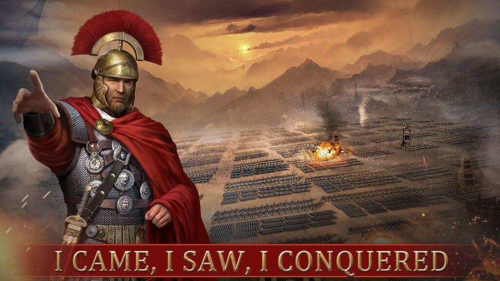 Rome Empire War - реальные исторические сражения
