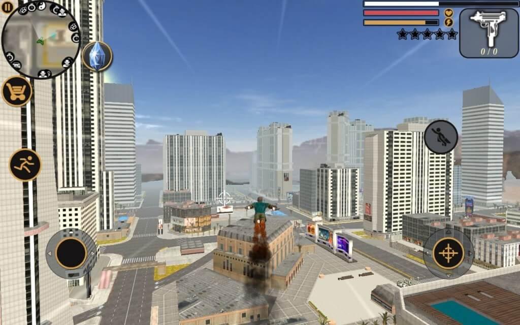 Vegas Crime SImulator 2 - сюжет закручивается